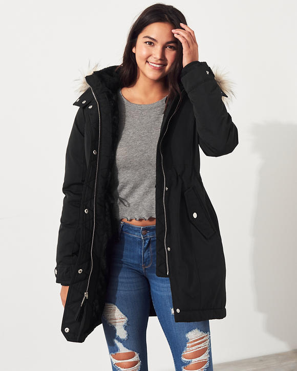 ce355ceda Girls Cozy-Lined Down Parka