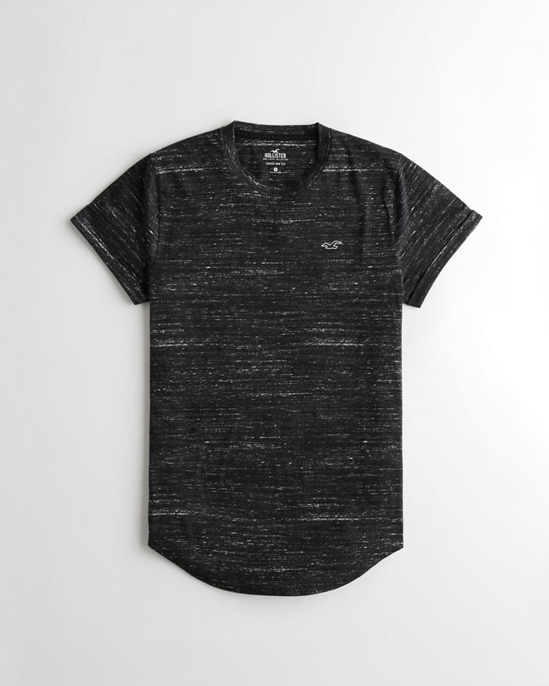 28e7862f3 Must-Have Curved Hem T-Shirt | Hollisterco.hk
