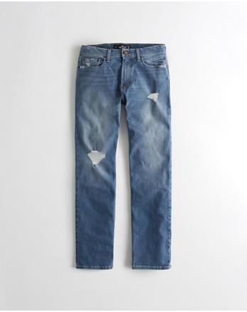 Jeans rectos clásicos 4d63fb948356