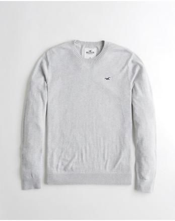 85b99cd680 Sweaters. Lightweight Crewneck Sweater