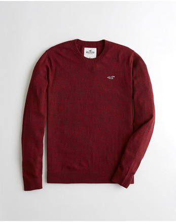 hol lightweight crewneck sweater