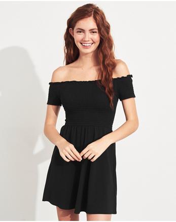 Mädels Kleider und Einteiler | Hollister Co.