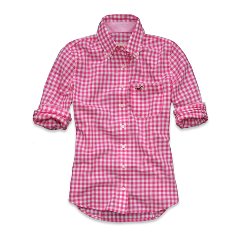 Girls Victoria Beach Shirt
