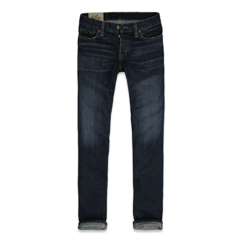 Girls Hollister Slim Straight Jeans