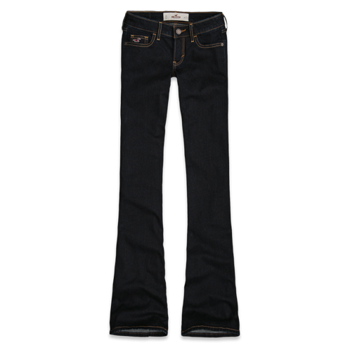 Girls Hollister Flare Jeans