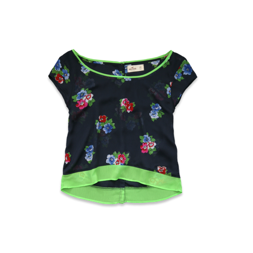 Girls Daley Ranch Top