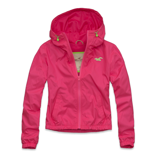 Girls Beach Street Jacket