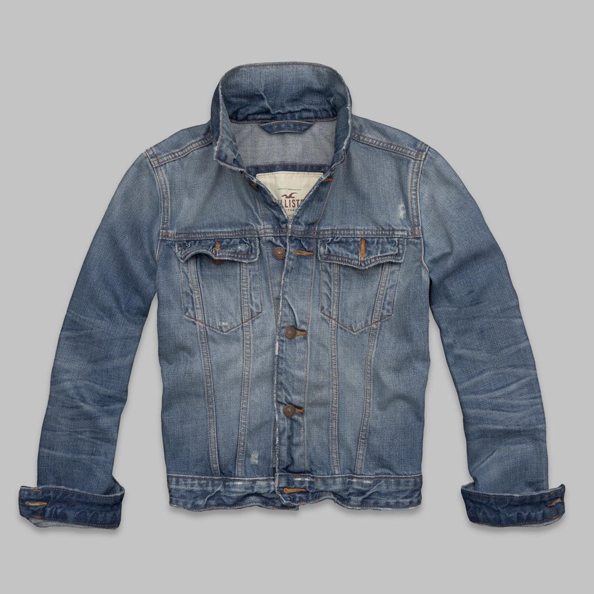 Santa Margarita Denim Jacket