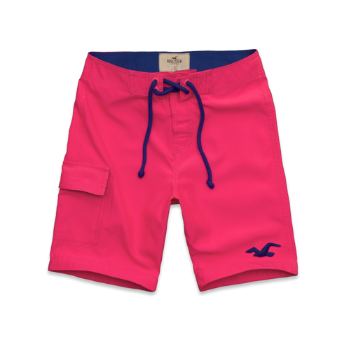 Girls El Morro Swim Shorts