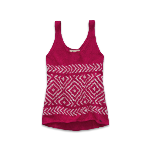 Girls Scripps Pier Sweater Tank