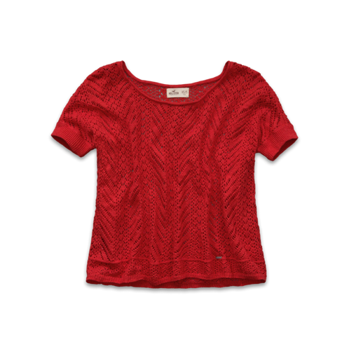 Girls Point Vicente Sweater