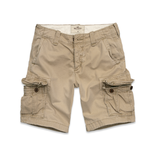 Guys Hollister Cargo Shorts