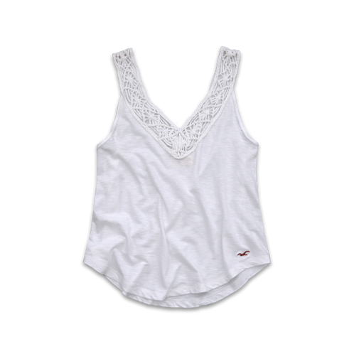 Girls Harbor Beach Tank