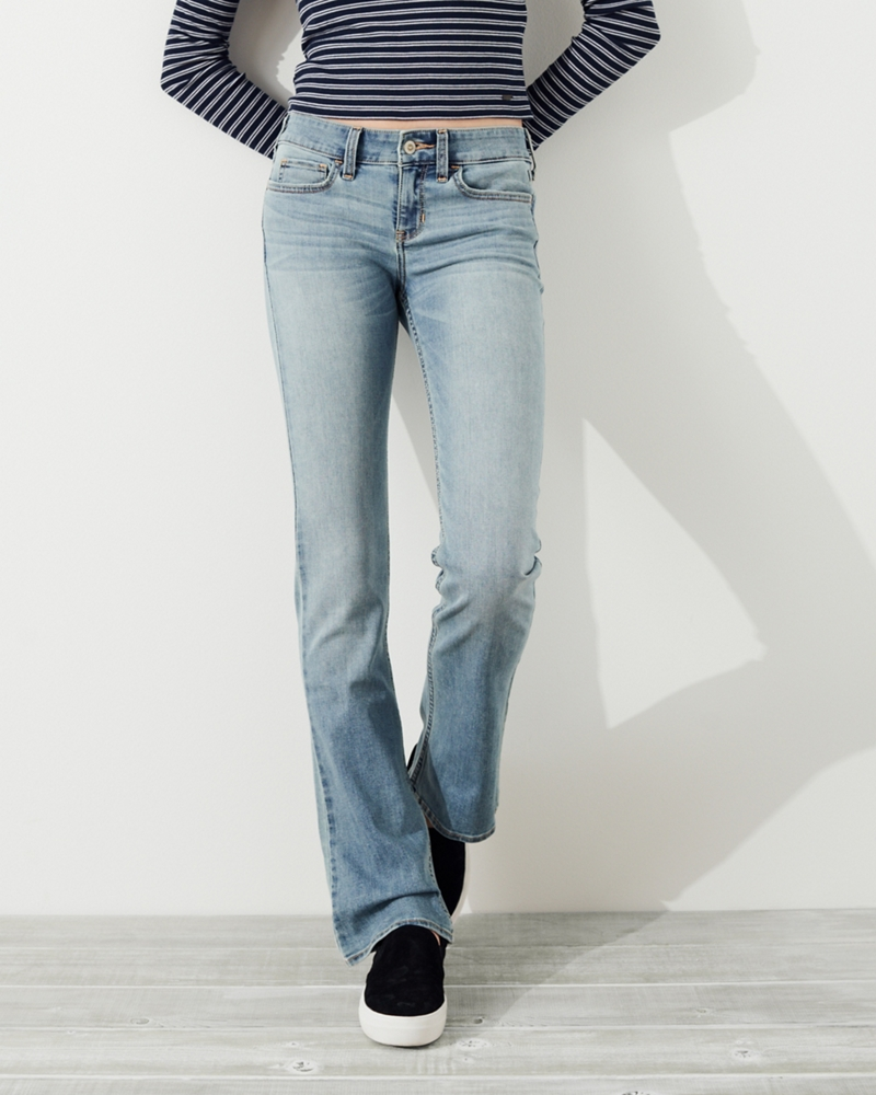 Hollister taylor boot cut jeans