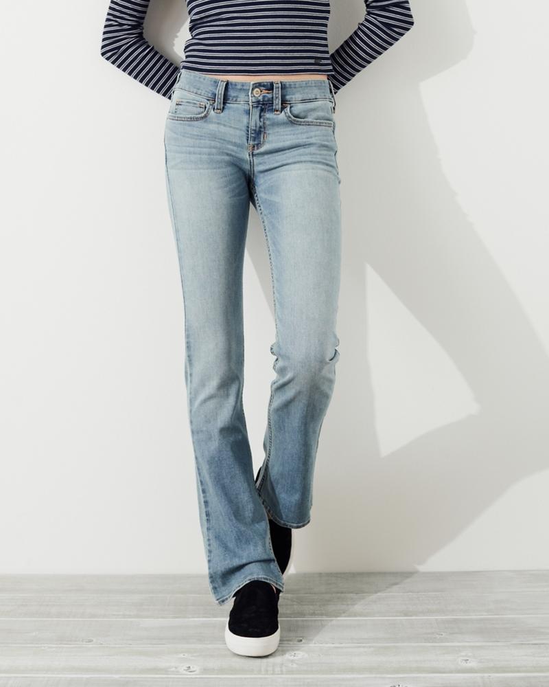 Hollister taylor boot cut jeans