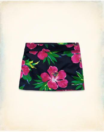 hol Hollister Shine Skirt