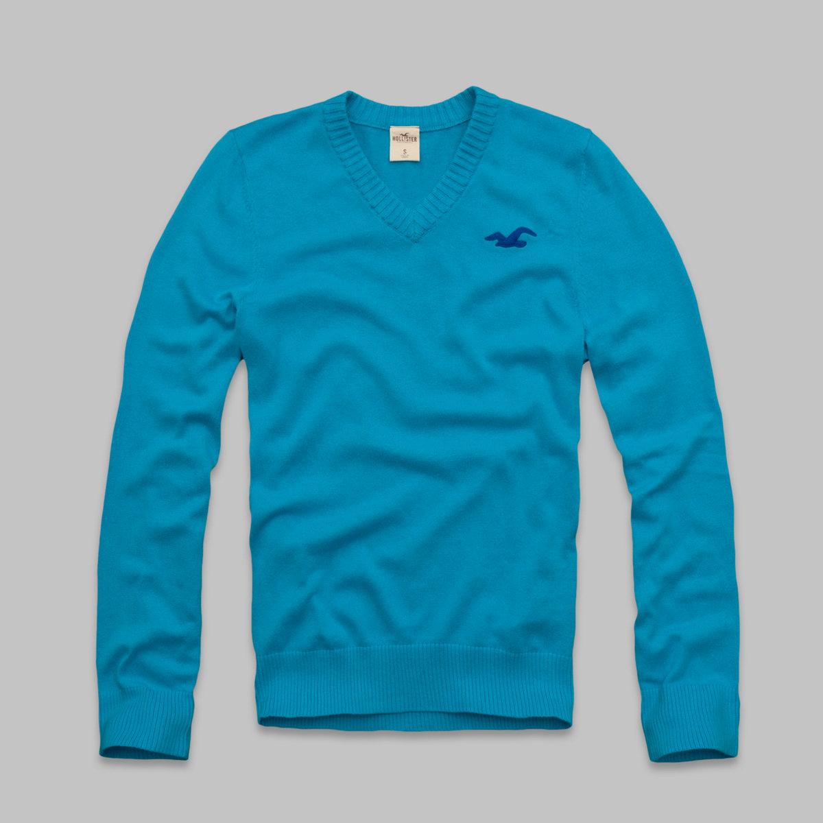 Pacific Coast V Neck Sweater