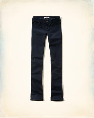 Hollister Low Rise Boot Jeans