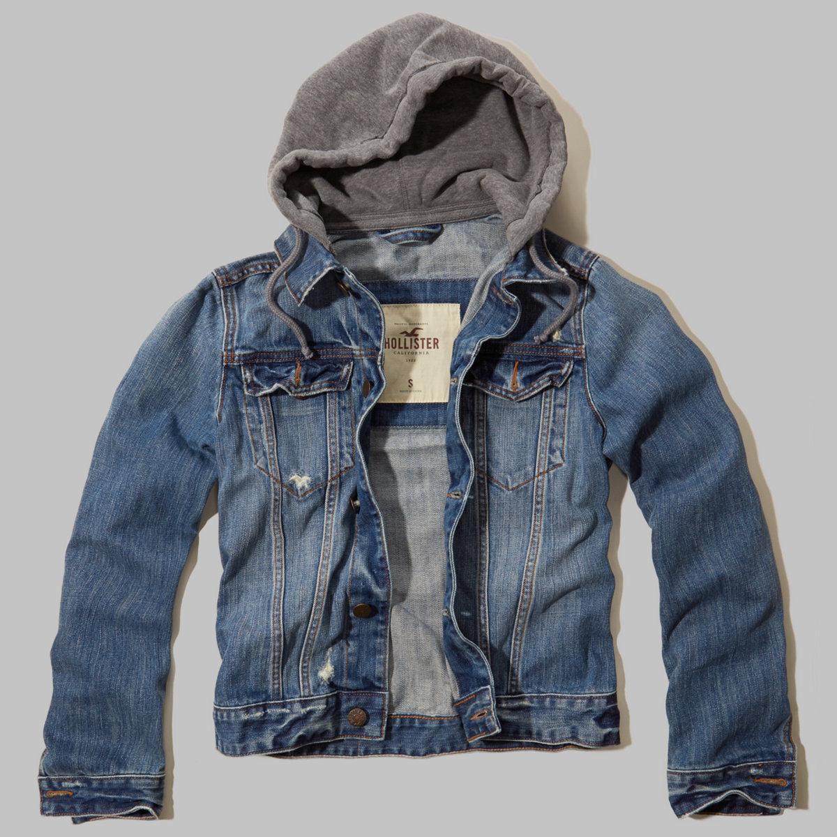 Trestles Beach Denim Jacket