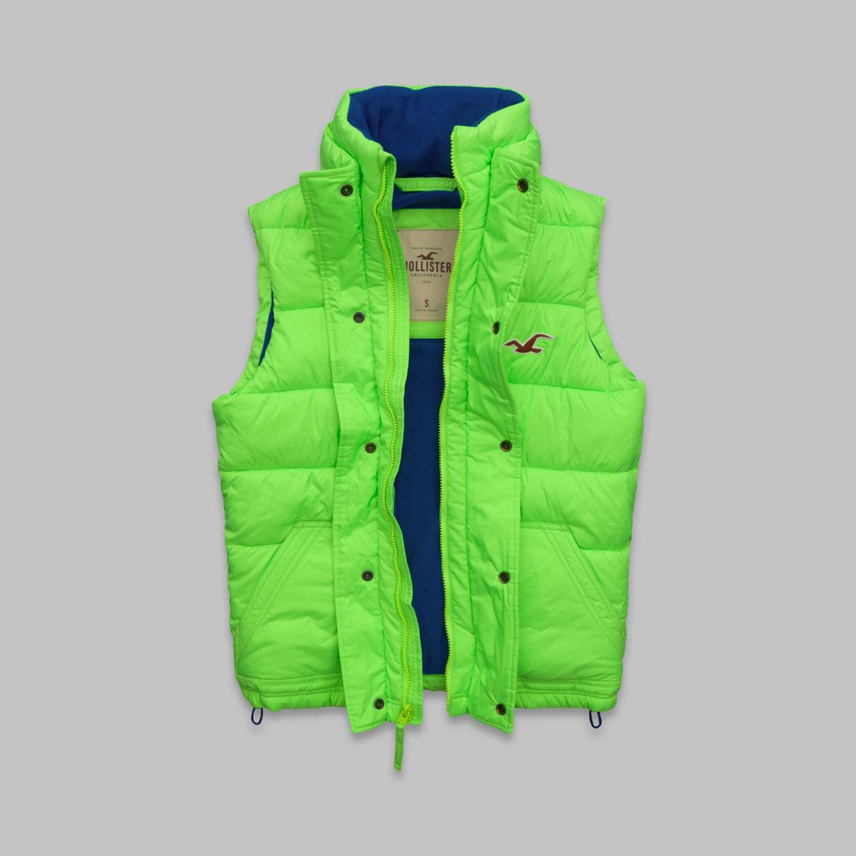 Bluebird Beach Vest