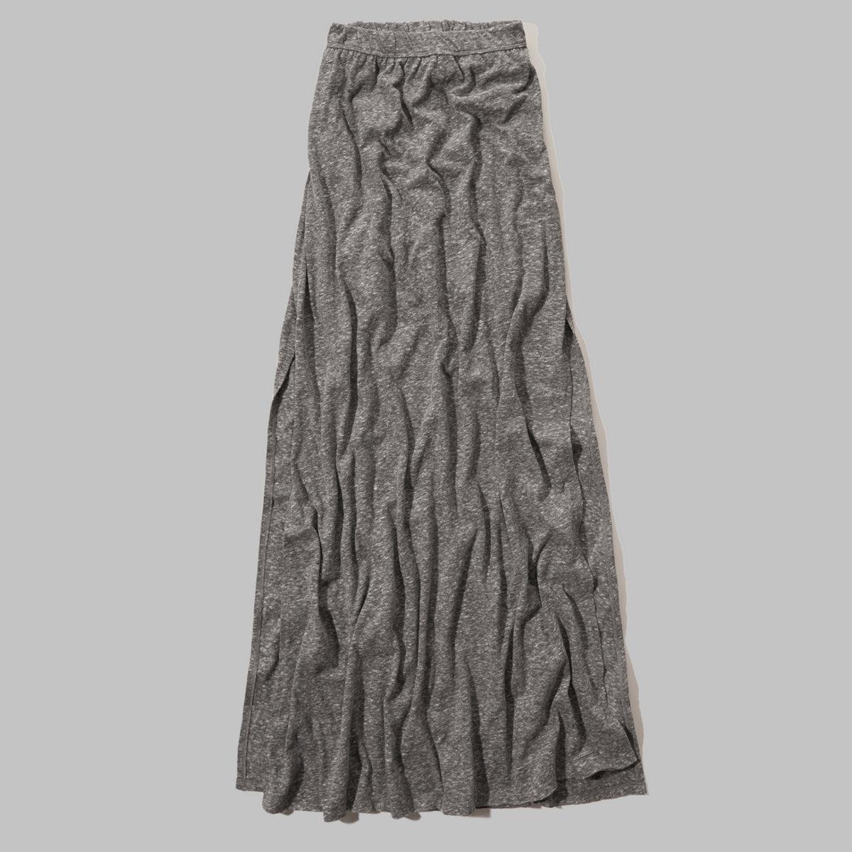 Hollister Knit Maxi Skirt