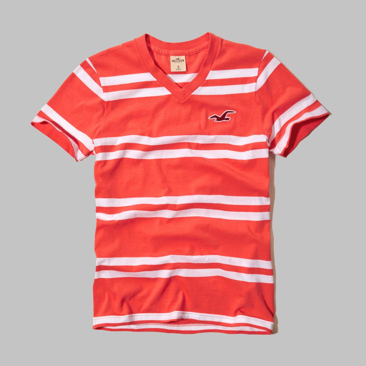 Swami's Beach V Neck T-Shirt