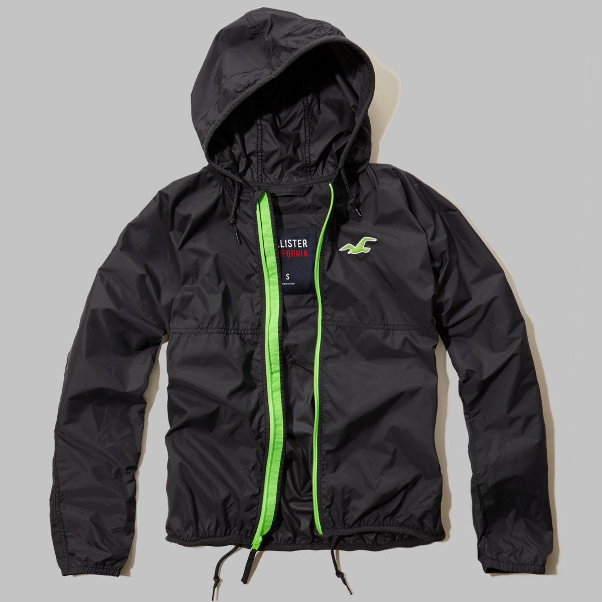 Oceanside Packable Jacket