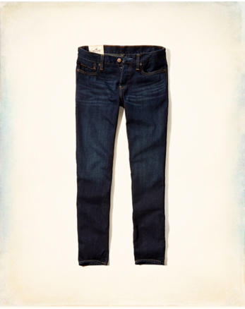 hol Hollister Skinny Button Fly Jeans
