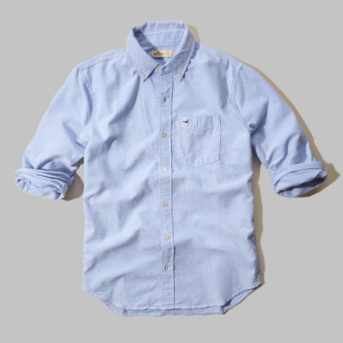 Seacliff Classic Fit Oxford Shirt
