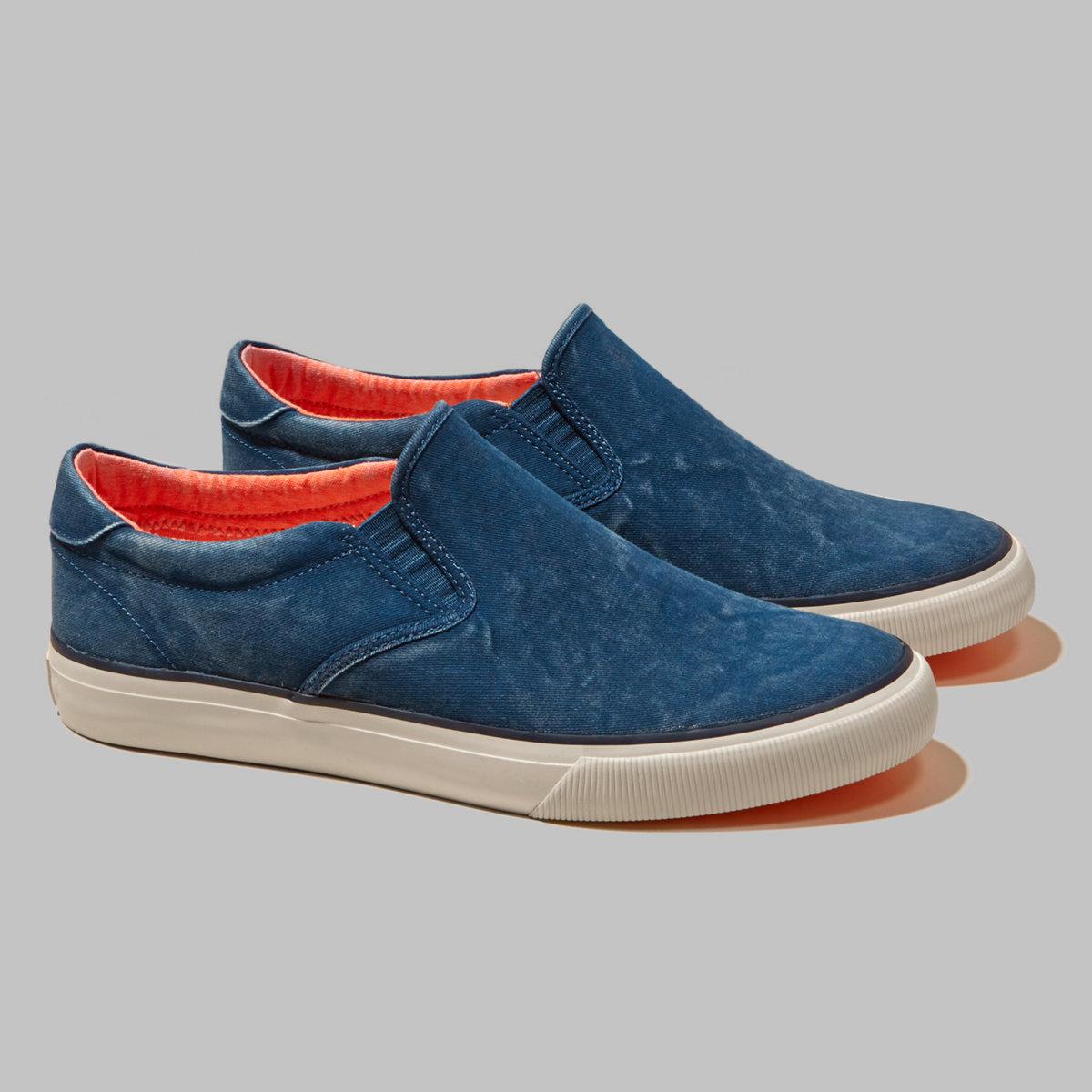 Hollister Slip On Sneaker