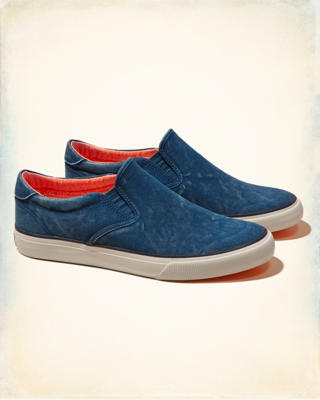 Hollister Slip On Sneaker