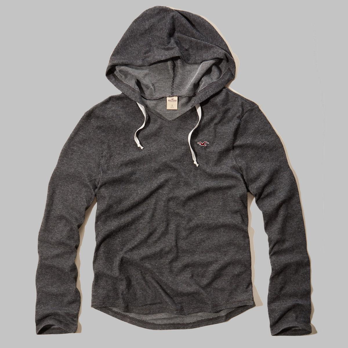 Boat Canyon Soft Knit T-Shirt Hoodie