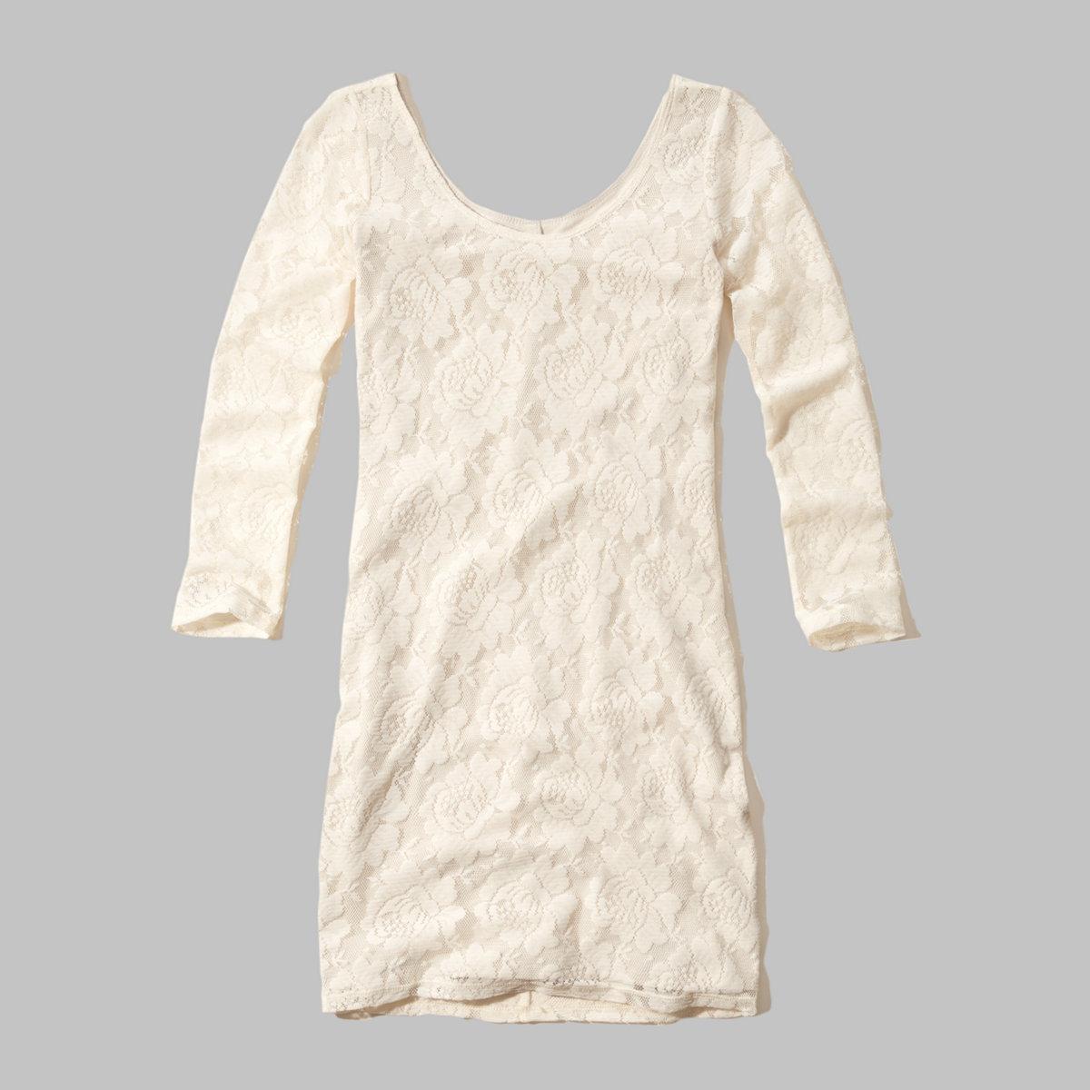 West Street Lace Bodycon Dress