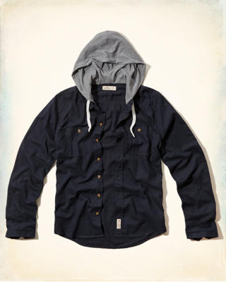 El Matador Hooded Shirt