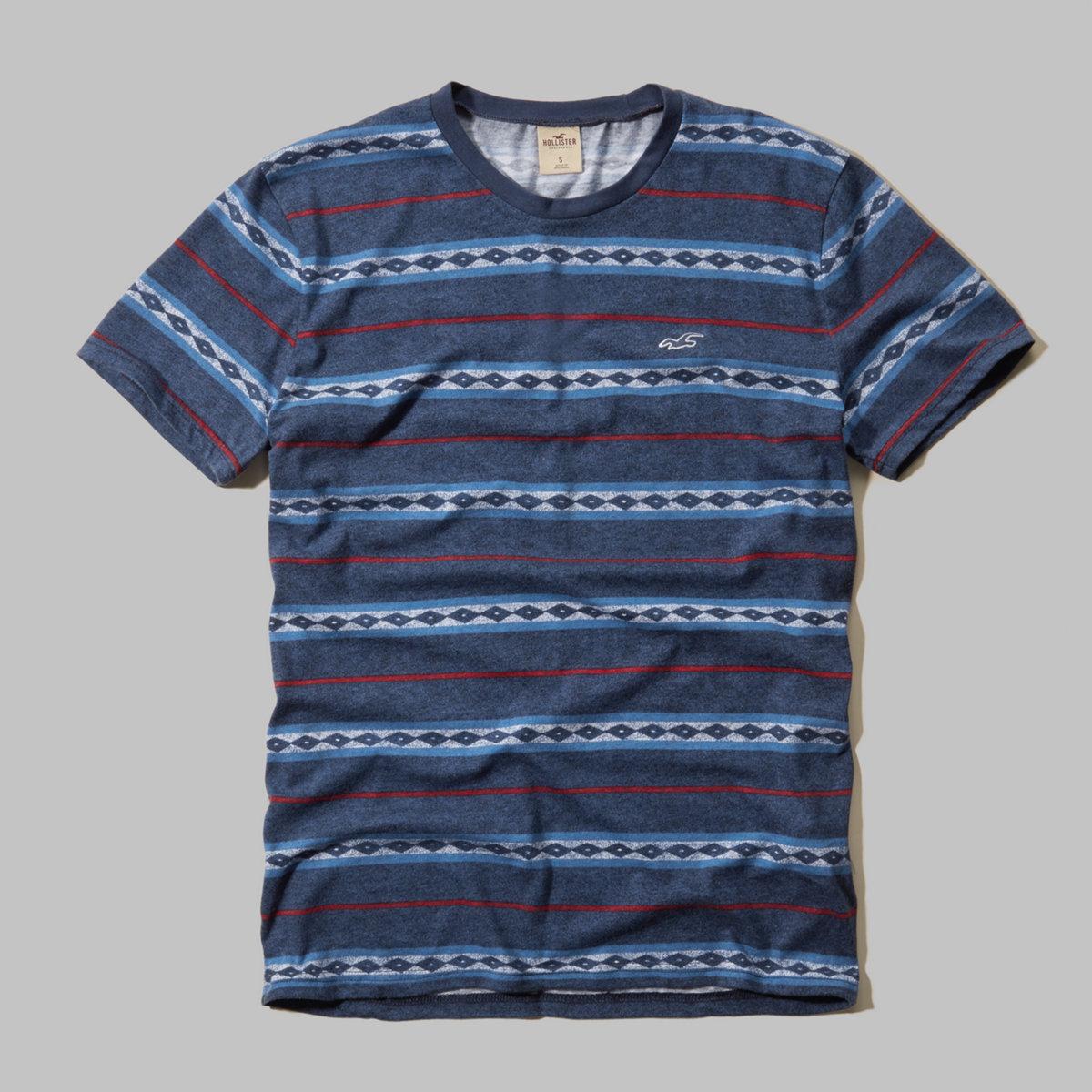 Summerland Aztec Print T-Shirt