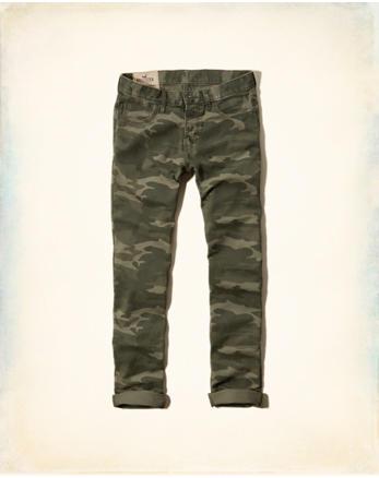hol Hollister Skinny 5 Pocket Button Fly Pants