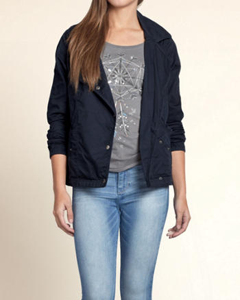 Fountain Valley Shirt Jacket