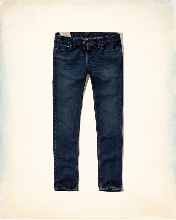 guys hollister slim straight jeans guys clearance