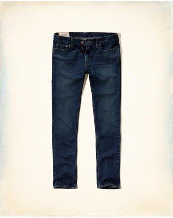 hol Hollister Slim Straight  Jeans