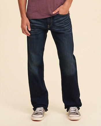 Hollister Boot Zipper Fly Jeans