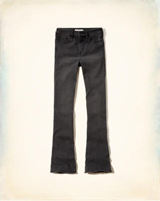 Hollister High Rise Flare Jeans