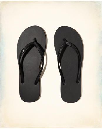 hol Classic Rubber Flip-Flops