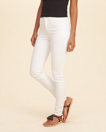 Hollister High-Rise Super Skinny Jeans