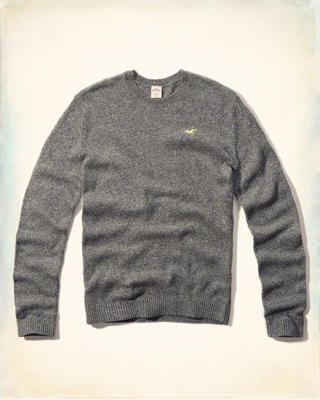 Nep Crew Neck Sweater