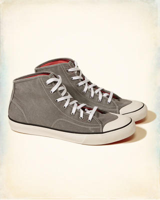 Hollister High Top Sneaker