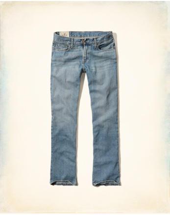 hol Hollister Boot Zipper Fly Jeans