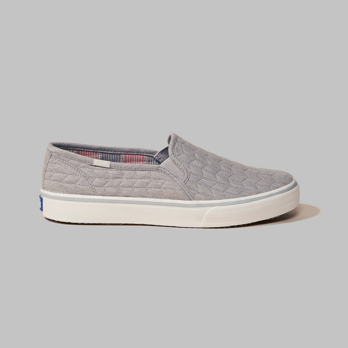 Keds Double Decker Quilted Jersey Sneakers