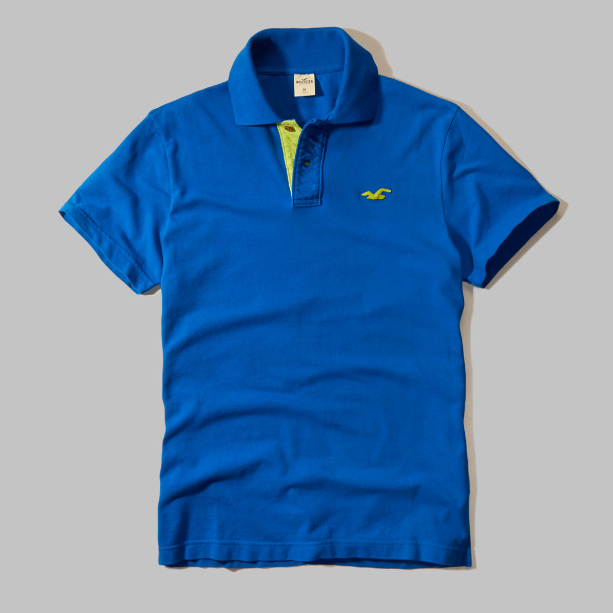 Pop Placket Classic Fit Polo