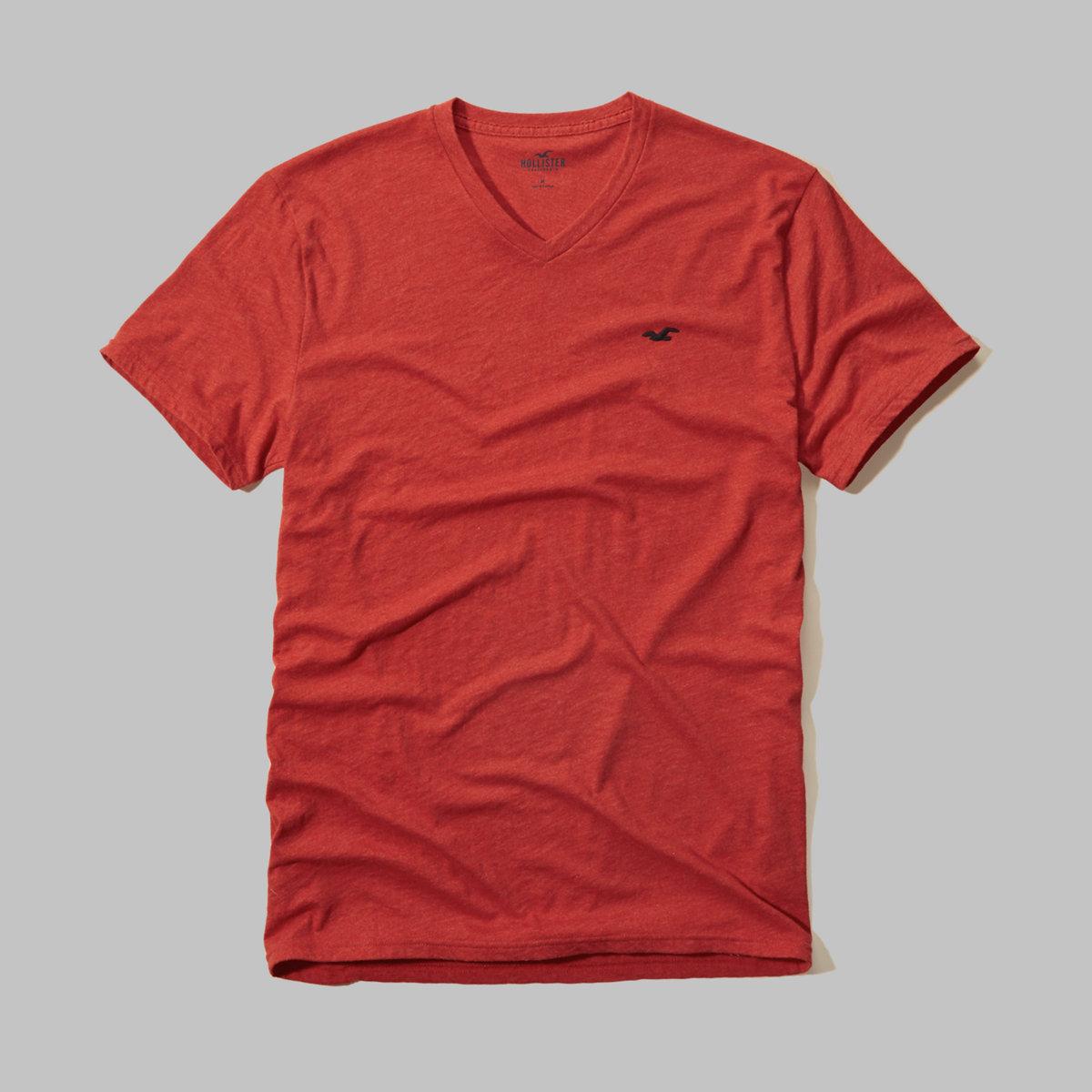 Must-Have V Neck T-Shirt