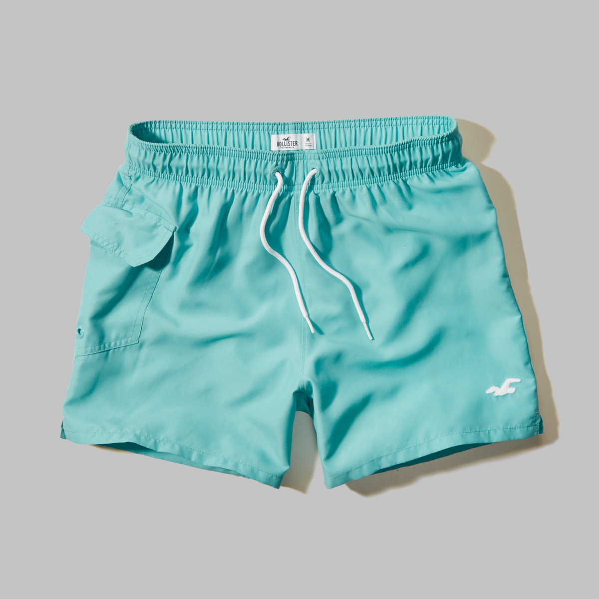 Pop Icon Guard Fit Swim Shorts